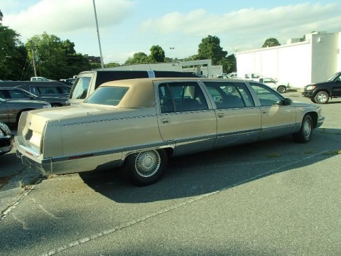 1996 Cadillac Fleetwood Limo for sale