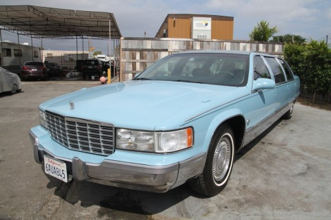 1996 Cadillac Fleetwood Federal Limousine for sale