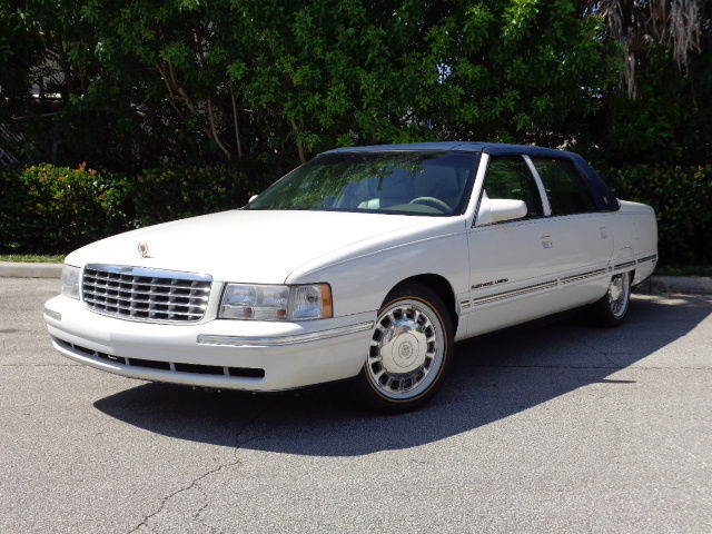 1999 Cadillac Fleetwood Custom Limo For Sale