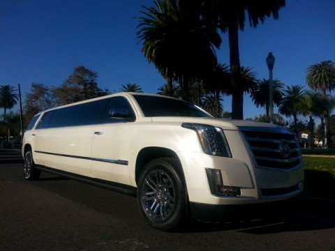 2015 Cadillac Escalade SUV Limo for sale