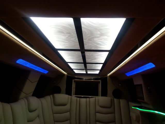 2015 Cadillac Escalade SUV Limo