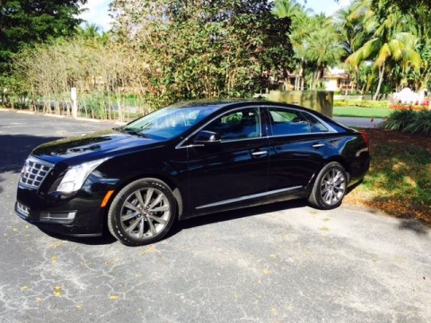 2015 Cadillac XTS Livery for sale