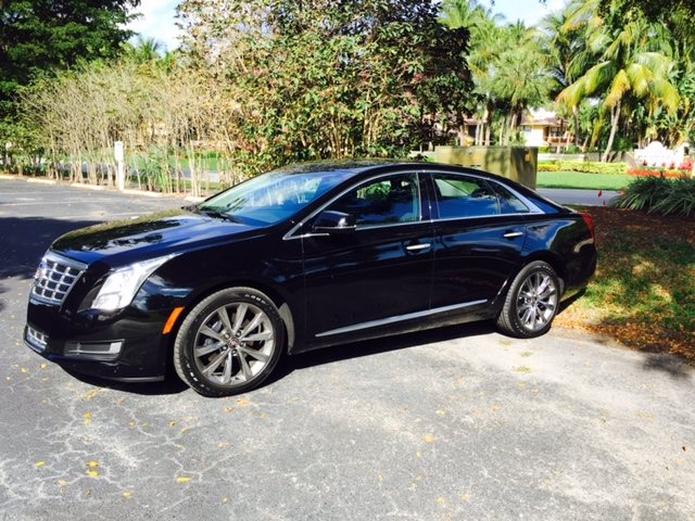 Cadillac Suv For Sale >> 2015 Cadillac XTS Livery for sale