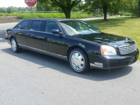 2001 Cadillac Krystal Koach Limo for sale