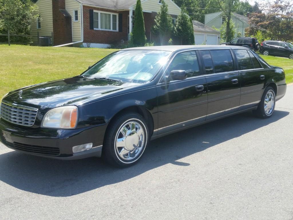 2001 Cadillac Krystal Koach Limo