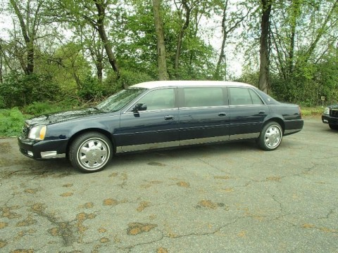 2004 Cadillac Deville Limo 6 Door Funeral Hearse for sale