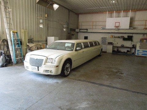 2005 Chrysler 300C Limousine for sale