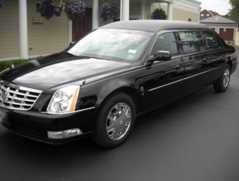 2007 Cadillac DTS Federal 47″ 6 DOOR LIMOUSINE for sale