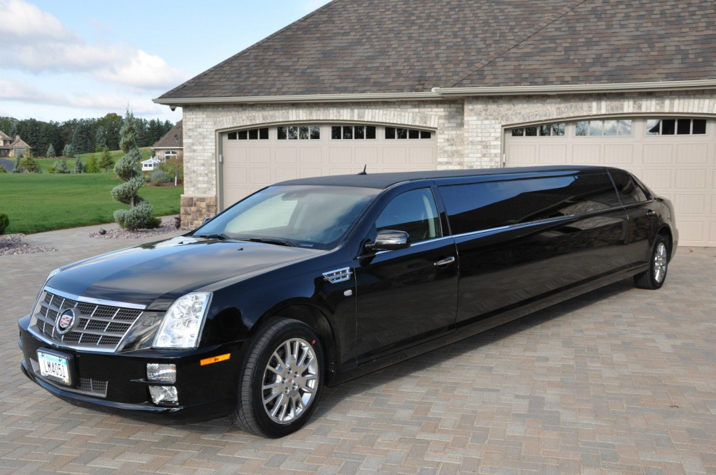 2008 cadillac sts stretch limo for sale. Black Bedroom Furniture Sets. Home Design Ideas