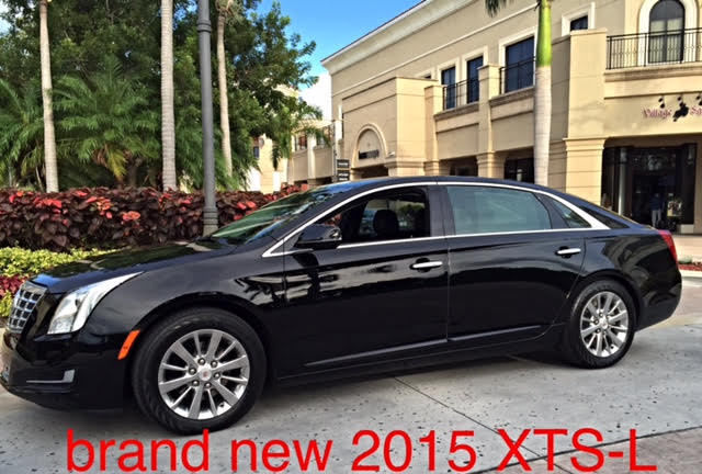 2015 cadillac xts livery brand new 7 for sale. Black Bedroom Furniture Sets. Home Design Ideas
