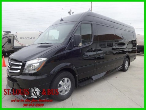 2015 Mercedes Benz Sprinter 2500 Executive Transport for sale