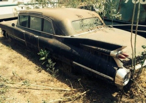 1959 Cadillac Fleetwood Limousine for sale