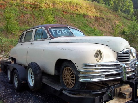 1949 Packard Super 8 Touring Sedan for sale