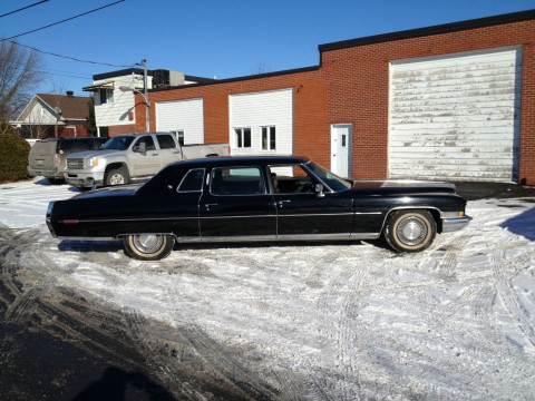 1972 Cadillac Fleetwood Limo for sale