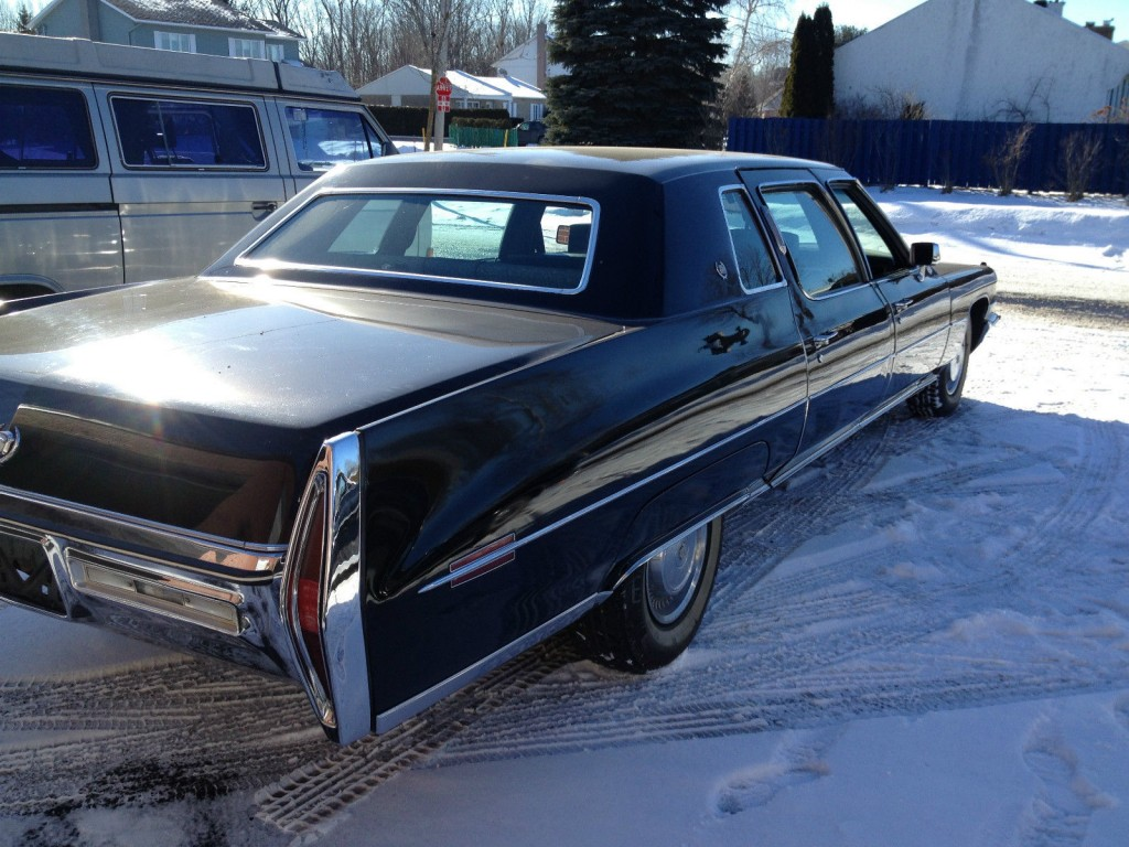 1972 cadillac fleetwood limo limousines for sale