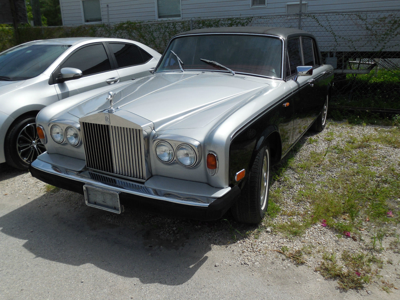 1979 rolls royce silver wraith ii for sale. Black Bedroom Furniture Sets. Home Design Ideas