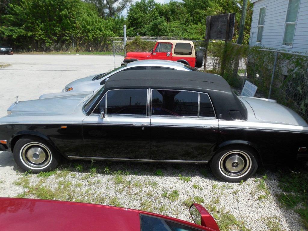 1979 rolls royce silver wraith ii for sale
