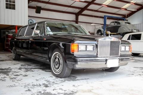 1982 Rolls Royce Silver Spirit/spur/dawn Silver Spur Limousine for sale