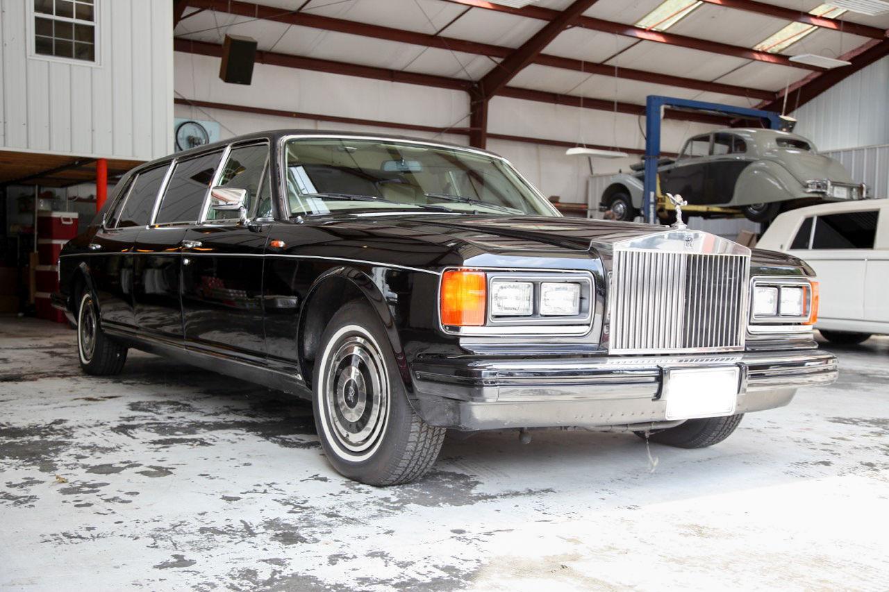 1982 Rolls Royce Silver Spirit/spur/dawn Silver Spur ...