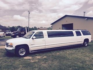 2002 GMC Yukon GX Limousine for sale