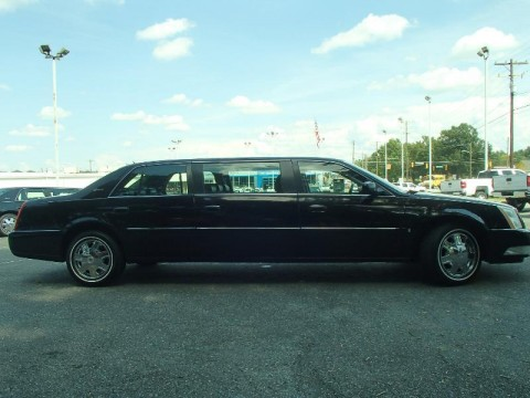 2008 Cadillac Deville 6 Door Funeral Limo Hearse for sale