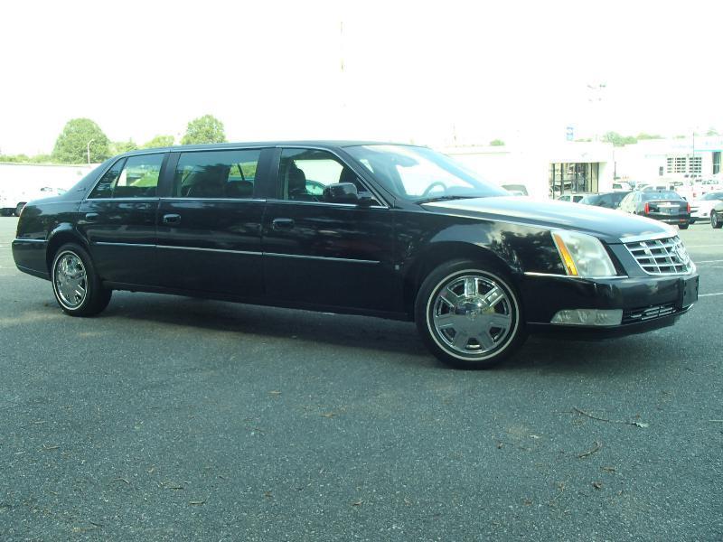 2008 cadillac deville limo for sale. Black Bedroom Furniture Sets. Home Design Ideas
