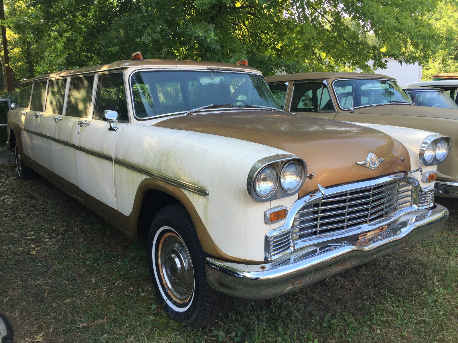 1963 Checker Aerobus 8 Door Limo For Sale