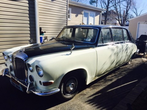 1976 Daimler Limo for sale