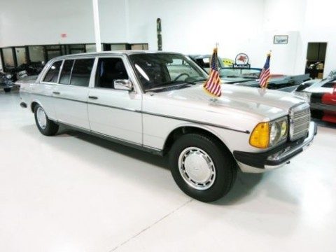 1984 Mercedes Benz 300 Series LWB Limousine for sale