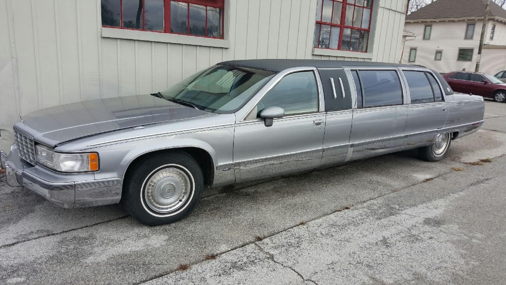 1993 cadillac fleetwood limo for sale. Cars Review. Best American Auto & Cars Review