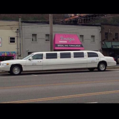 1998 Lincoln Town Car 10 Passenger Stretch Limo For Sale