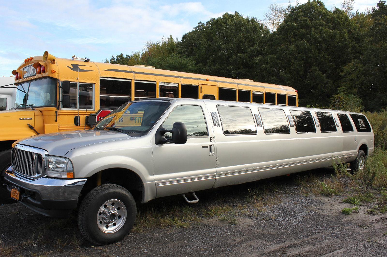 2002 ford excursion suv limousine for sale. Black Bedroom Furniture Sets. Home Design Ideas