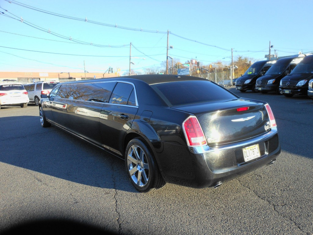 2014 Chrysler 300 Limo By Spv 140 Limousine 10 Pax For Sale