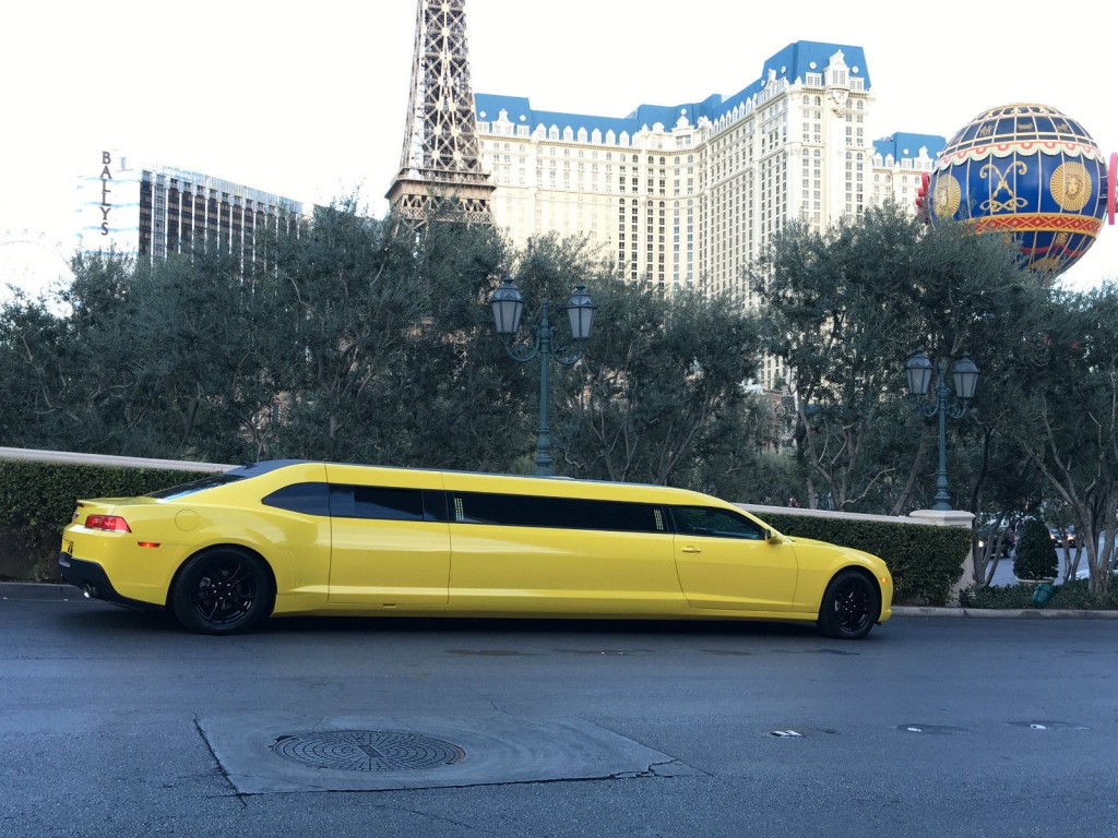 2016 Chevy Camaro Limousine Awesome Camaro Stretch Limo