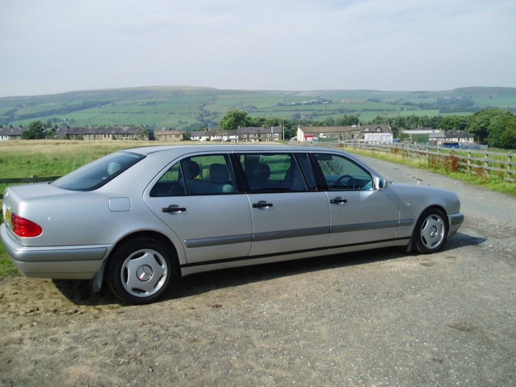 1998 Mercedes Benz E Class 300 Td 6 Door Limousine By