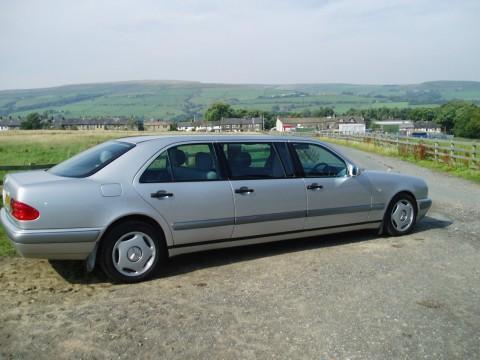 1998 Mercedes Benz E Class 300 TD 6 door Limousine by Jankel for sale