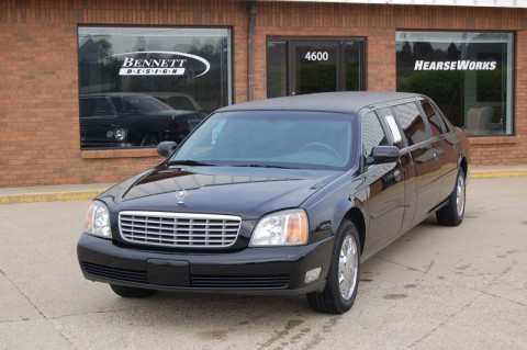 2004 Cadillac Deville Limousine for sale