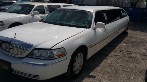 2005 Lincoln Town Car Krystal 5-door Limousine for sale