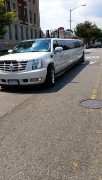 2007 Cadillac Escalade ESV 200″ LIMOUSINE for sale