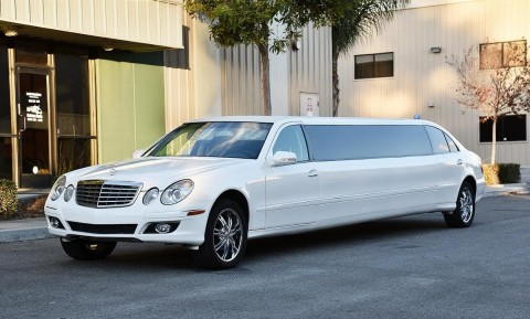 2007 Mercedes Benz Stretched 120″ Limousine for sale