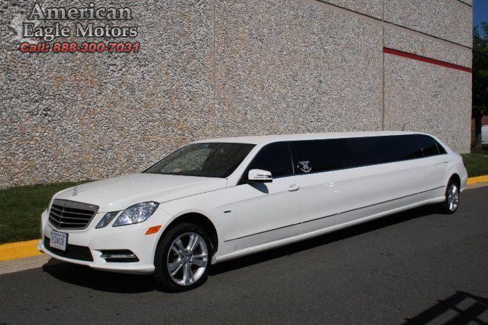 2012 mercedes benz e class limousine for sale for Mercedes benz e class 2016 for sale