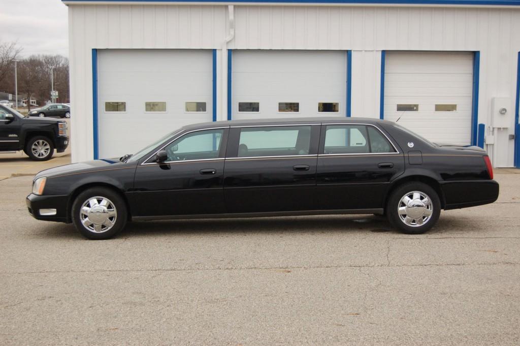 2002 cadillac deville limousine six door limousine by. Black Bedroom Furniture Sets. Home Design Ideas