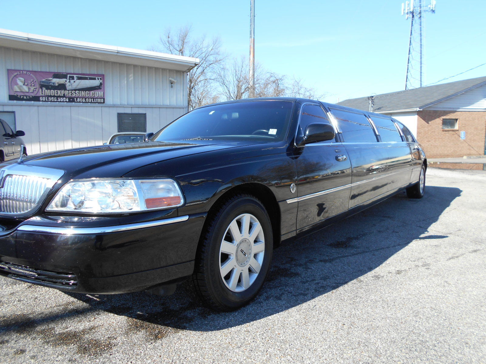 2006 Lincoln Continental Limousine For Sale