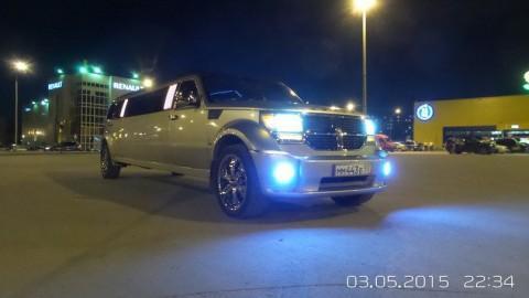 2015 Dodge Nitro limousine for sale