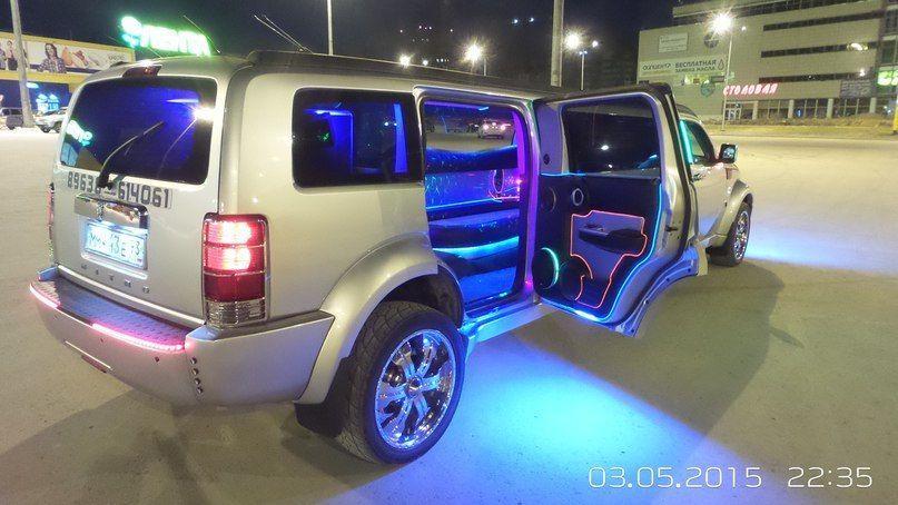 Rolls Royce Limuzin >> 2015 Dodge Nitro limousine for sale