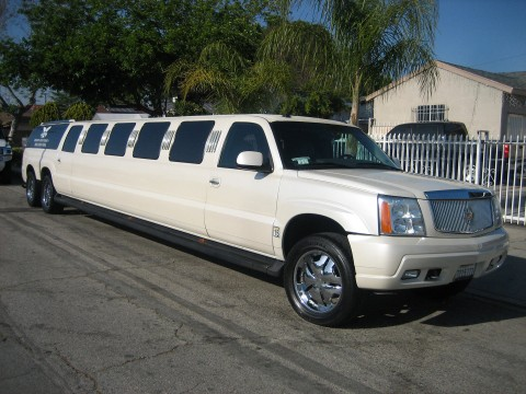 2004 Cadillac Escalade ESV Limousine for sale
