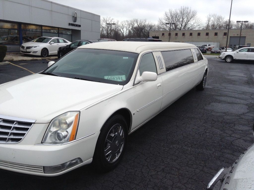 2007 cadillac dts 130 10 passenger lcw limousine for sale. Black Bedroom Furniture Sets. Home Design Ideas