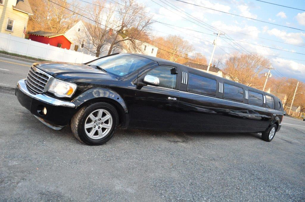 2007 chrysler aspen limousine for sale. Black Bedroom Furniture Sets. Home Design Ideas