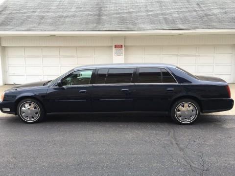 2000 Cadillac Deville Krystal Koach Limo for sale
