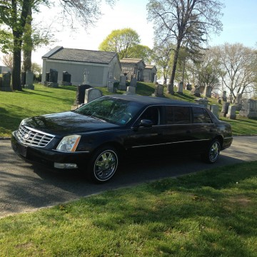 2008 Cadillac DTS Funeral Family Car for sale